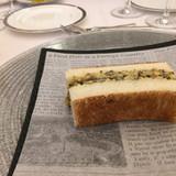 トリュフのサンドイッチ