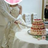 ネイキッドウエディングケーキ!