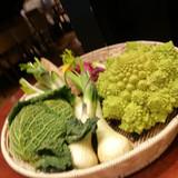 こだわりの珍しい彩野菜