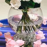 テーブル上のお花