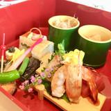 前菜和食でほっこり。どれも美味!