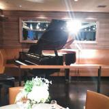 グランドピアノをおくことができました。