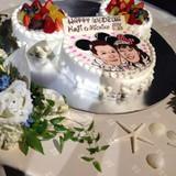ディズニー好きな私に最高のケーキ