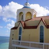 教会の外観です