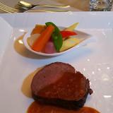 お肉が柔らかくて美味しいと好評でした。