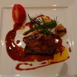 牛フィレ肉とフォアグラ