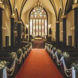 大聖堂家族挙式も人気