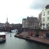 街並みはオランダ