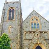 阿蘇高原 聖フランシス 森の教会