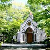 旧軽井沢礼拝堂 / 旧軽井沢 ホテル音羽ノ森
