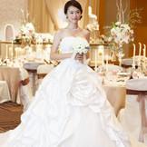 華やかな結婚式をするならホテルがおすすめ! お二人が描くイメージを実現しよう♪