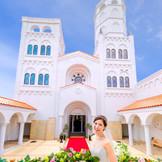 中世イタリアの街並みのようなクラシカルな佇まい、5400坪の敷地にはルネサンス様式の大聖堂とプライベートガーデン付の邸宅が!