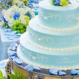 パティシエとの打ち合わせでオリジナルケーキを