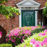 グリーンの扉