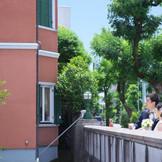 代官山に佇む一軒家レストラン