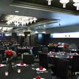 10階から美しい那須連山の景観を望むスカイレストラン