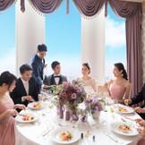 世界のVIPや財界人へのおもてなしで磨かれた、名古屋マリオットアソシアホテルのサービスをお届け