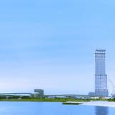 【日本最大級】地上256mの超高層タワーホテル☆海と空に祝福される専念された上質なウエディングが叶う♪