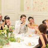 大切な家族、親しい友人と一緒にテーブルを囲んで、かしこまりすごないパーティをしたい方オススメ!