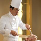 数々の国賓・公賓を迎えてきた「東京會舘」の歴史ある美食フレンチを堪能