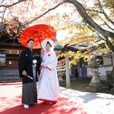 神社はホテルからほど近く、花嫁のれんや花嫁道中など金沢らしさを感じられる演出はゲストからも好評