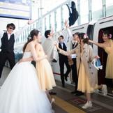 熊本駅となりの好アクセスでゲストも安心★ザ・ニューホテル熊本のおもてなしは駅のホームから♪♪