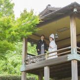 1000坪の日本庭園が広がるガーデン