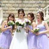 今話題のブライズメイド! 結婚式の思い出を大切な友人と作ろう。