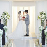 やりたかった演出やこだわりが、イメージどおりの結婚式が現実のものになります!!  挙式の中で、憧れのケーキカットや、今までお世話になった方への感謝のセレモニーを入れることが出来ますよ☆ お二人でじっくり相談してみては!?