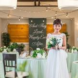 フォトジェニックな会場だから、イマドキ花嫁に大好評 オシャレに飾ってゲストを驚かせよう