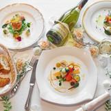ゲストが料理を選べるチョイス制度で最上級のおもてなしを・・・