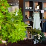 ロビー。「徳島」で「ガーデンウエディング」「結婚式」を挙げるなら「ザ・ディスティーノガーデン」へ。