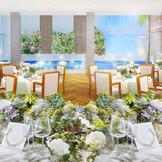 おもてなし重視のレストランウェディング「ラ・シャンス」がリニューアル決定!アットホームな雰囲気はそのままに、更に会場が広く、開放的に生まれ変わります!