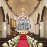 190年の歴史と伝統を受け継いだ礼拝堂