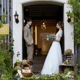 結婚式当日はノビアがふたりのマイホーム