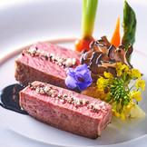 北海道×岐阜の出会いが生み出す、感動をよぶおもてなしの美食。フランスの三ツ星レストランで修業したグランシェフが北海道の厳選食材と岐阜の旬の食材でつくる絶品料理。