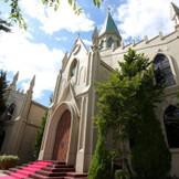 ゆりが丘のシンボル【聖ヨハネ仙台ゆりが丘教会】