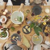 大切なゲストと楽しい時間を食で提案
