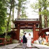 日光の氏神様でもある二荒山神社は、縁結びのパワースポットとしても日記です。