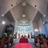 礼拝堂130名収容