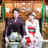 ゲストハウスなのに神前挙式が叶うのは静岡でもエリザベートだけ! 和と洋のMIXでおふたりらしい結婚式を☆