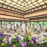 高い職人技術によって忠実に再現した日本の誇りと風格の漂う空間