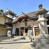 龍城神社 和婚 会場外観