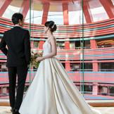 キャナルシティ隣接 ゲストがわかりやすく、ご結婚式前後も楽しんでもらえる