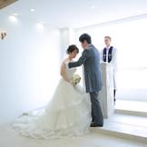 ふたりだけの結婚式