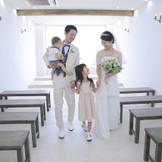 ファミリー結婚式