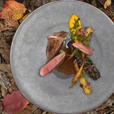 食材を尊重しそれぞれの旨みが織りなす絶品の一皿