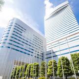 大宮のランドマーク、ソニックシティに併設するこの建物が目印