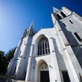 東海最大級カトリック布池教会