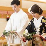 挙式会場は全3カ所 神前式、人前式、教会式お好みのスタイルでご案内します。